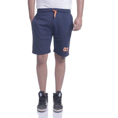 TRINITY JEANS COMPANY Solid Men Dark Blue Sports Shorts