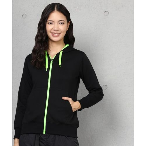 Metronaut Full Sleeve Solid Women's Jacket