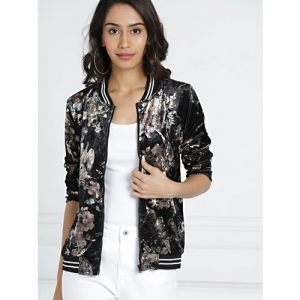 All About You Full Sleeve Printed Women Jacket