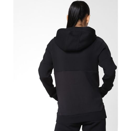 SUPERDRY Sports Core Gym Tech Zip-Front Hooded Sweatshirt
