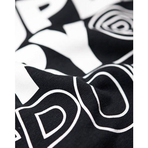 SUPERDRY Core Sport Typographic Print Sweatshirt