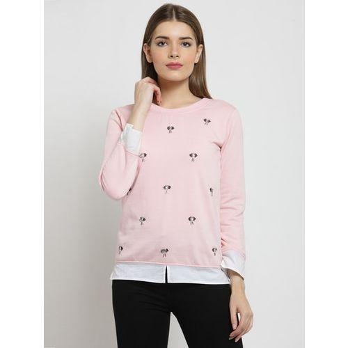 Belle Fille Embellished Sweatshirt