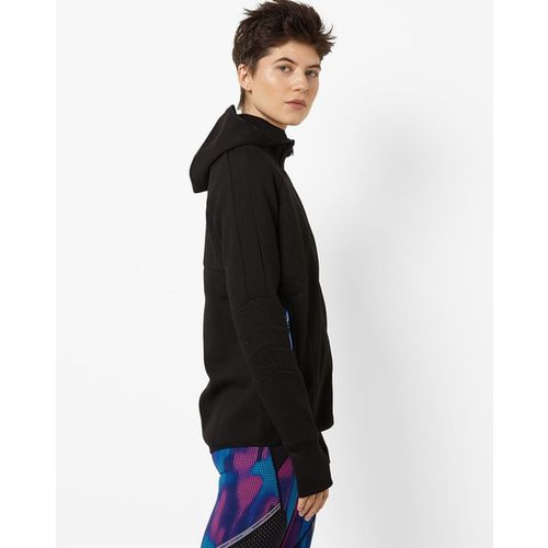 SUPERDRY Core Gym Tech Panel Hoodie