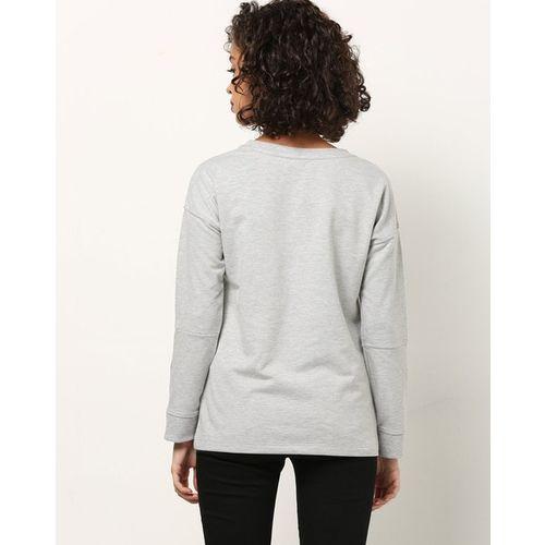 DNMX Typographic Crew-Neck Sweatshirt