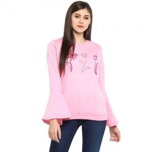 PURYS Floral Sweatshirt