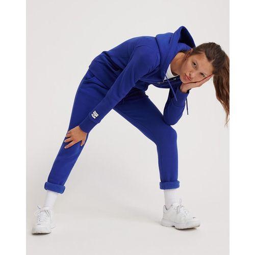 SUPERDRY Track & Field Zip-Front Hooded Sweatshirt