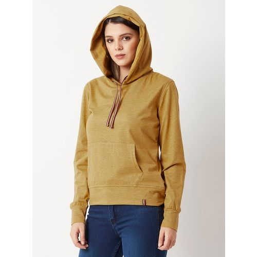 MISS CHASE Textured Hoodie