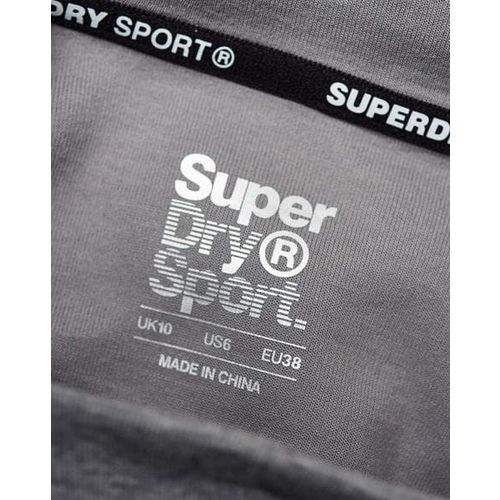 SUPERDRY Sports Core Gym Tech Slouch Hoodie