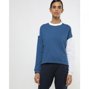 Reebok Classic Colourblock High-Low Sweatshirt