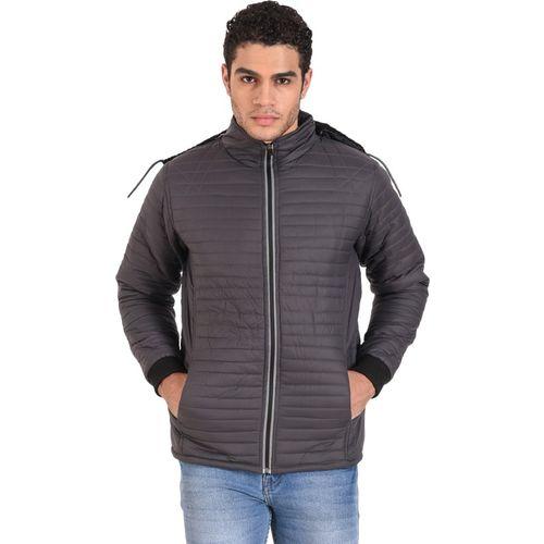 HEMLOCK Full Sleeve Solid Men's Jacket