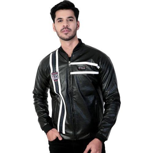 KLAXXY Full Sleeve Printed Men's Jacket