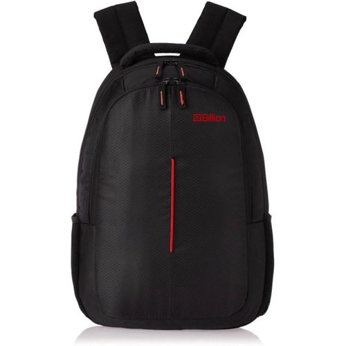 Billion Casual Backpack 25 L Backpack(Black)