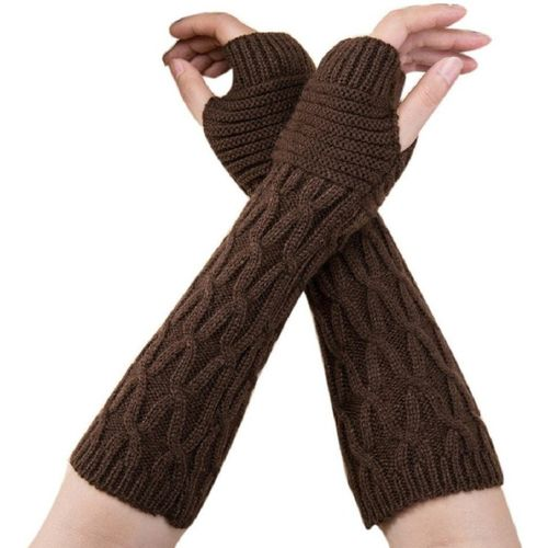 Bold N Elegant Embroidered, Striped, Solid Winter Women Gloves