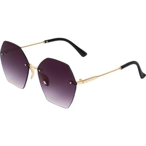 Abner Over-sized Sunglasses(Black)