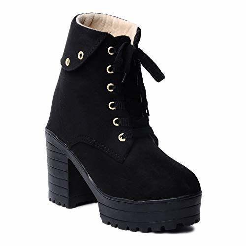 Klaur Melbourne Women Black Boots 556