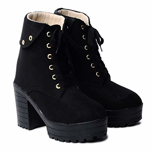 Klaur Melbourne Women Black Boots 556