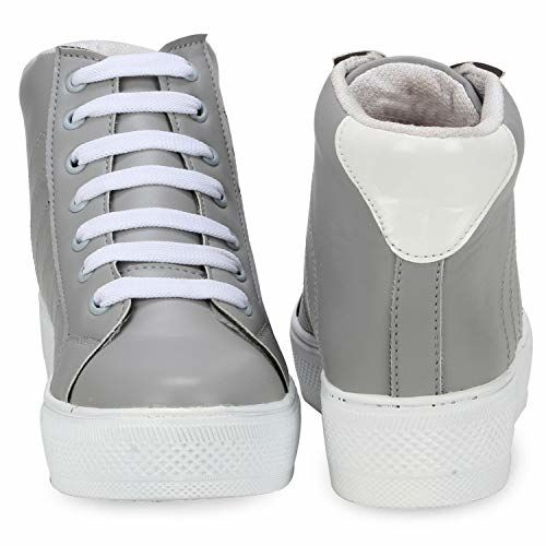 FASHIMO High Ankle Casual Boots for Women