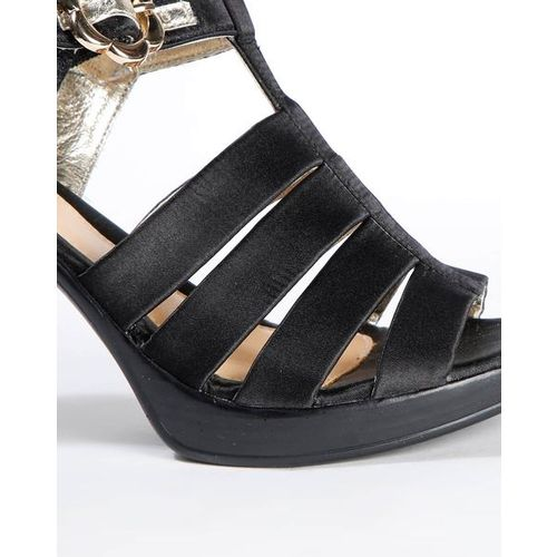 CATWALK Strappy Heels with Ankle Loop