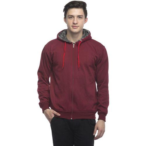 Emblazon Collection Full Sleeve Solid Men Sweatshirt
