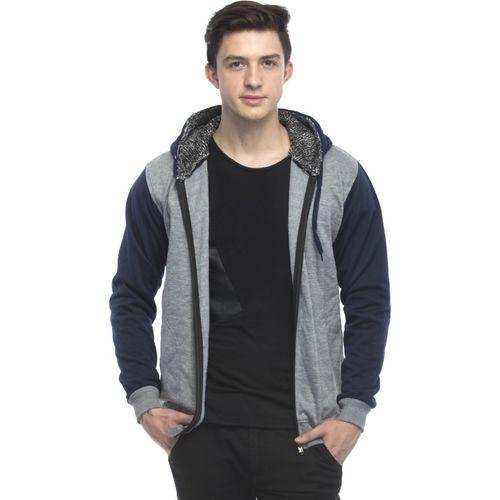 Lambency Full Sleeve Solid Men Sweatshirt
