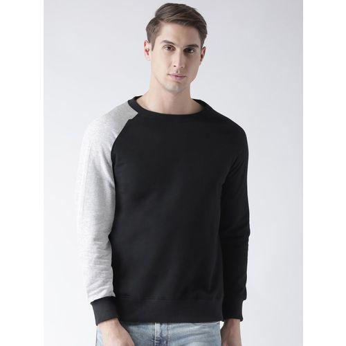 Young Trendz Full Sleeve Colorblock Men Sweatshirt