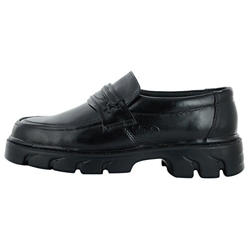 CHAMOIS Men's Leather Safety Shoes