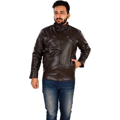 Buzzic Full Sleeve Solid Men Jacket