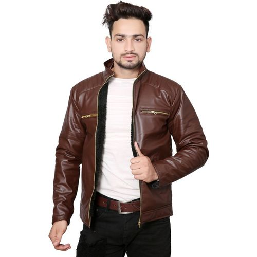 Hardys Full Sleeve Solid Men Jacket