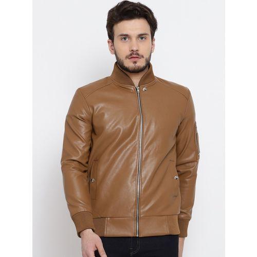 Tribewear Full Sleeve Solid Men Jacket