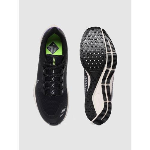 Nike Women Black AIR ZOOM PEGASUS 36 SHIELD Running Shoes