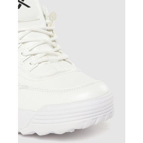 Carlton London sports Women White Running Shoes
