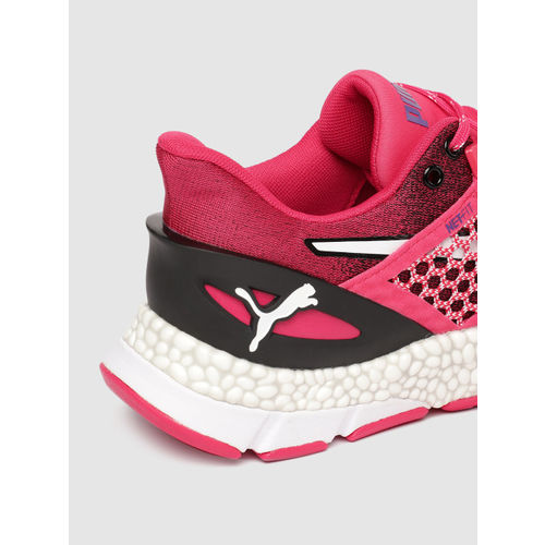 Puma Women Pink Hybrid Astro Running Shoes