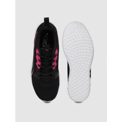 Puma Unisex Black Concave Pro X IDP Running Shoes