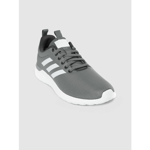 Buy ADIDAS Women Grey Solid Lite Racer CLN Running Shoes