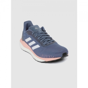ADIDAS Men Blue Solid Solar Drive 19 Running Shoes