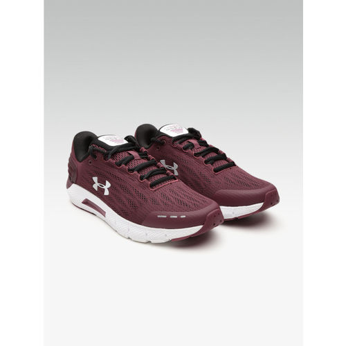 UNDER ARMOUR Women Purple Charged Rogue Running Shoes