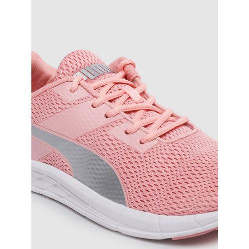 Puma Women Peach-Coloured Meteor Running Shoes