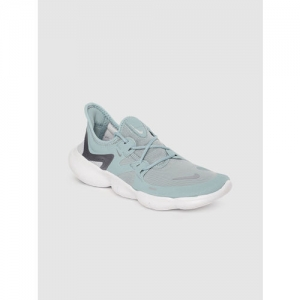 Nike Women Blue FREE RN 5.0 Running Shoes
