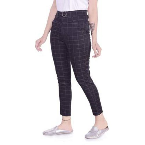 NEHA FASHION Black Jegging(Solid)