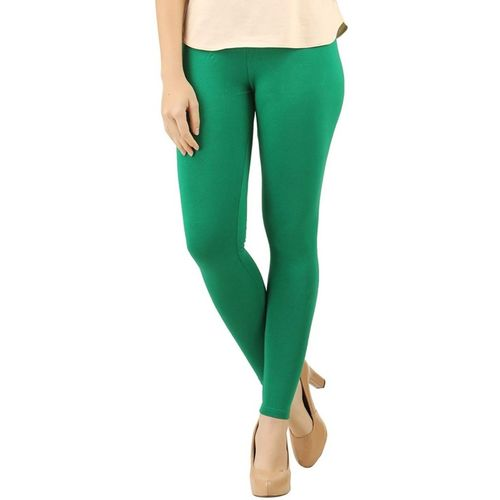 ACD FASHION Legging(Green, Solid)