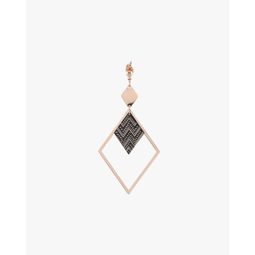 E2O Geometric Dangler Earrings