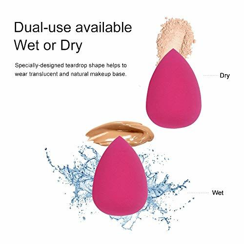MY STYLE STORE Anti-Microbial Beauty Blender Makeup Latex-Free Eco-Friendly Sponge