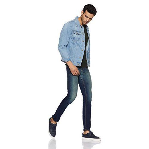 Diverse Men's Slim Fit Stretchable Jeans