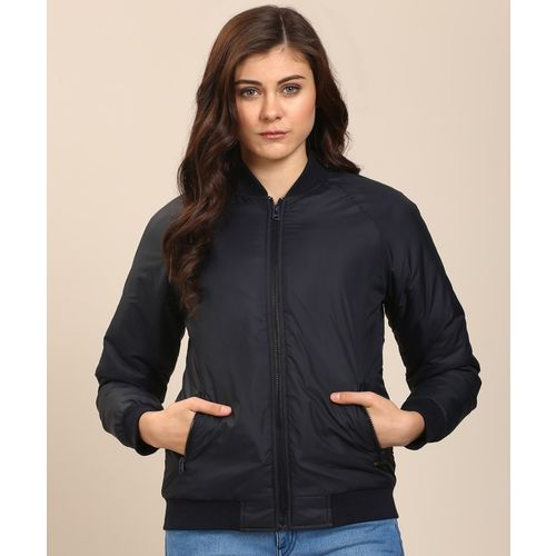 Provogue Full Sleeve Solid Women Jacket