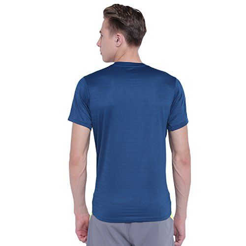 Neo Flick Sweat Absorbing Round Neck T-Shirts for Men (Pack of 3)