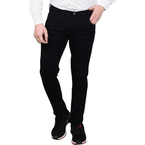 All Time Regular Men Black Jeans