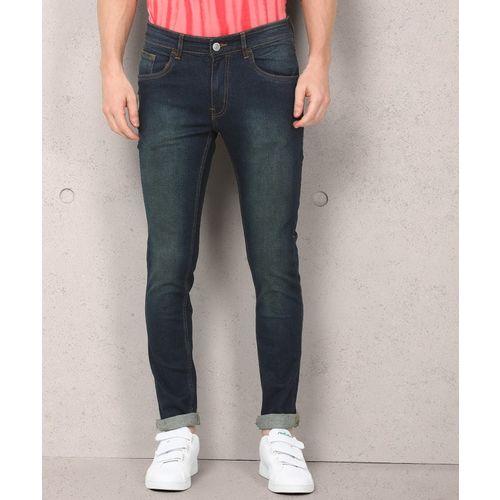 Metronaut Slim Men Dark Blue Jeans