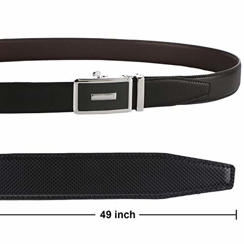 ZORO Reversible PU belt for men, formal black and brown belt, gift for gents, gents belt, mens belt RSCR-13