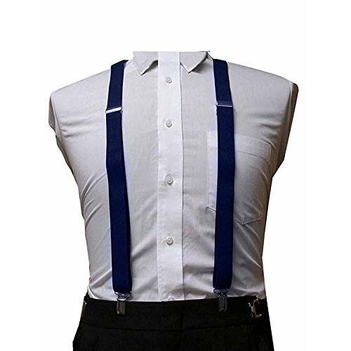 Banter Women's Solid Suspender (Navy Blue, Free Size)