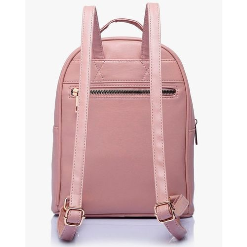 CAPRESE Textured Backpack with Florets